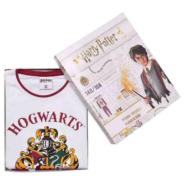 Ensemble pyjama Harry Potter boite cadeau