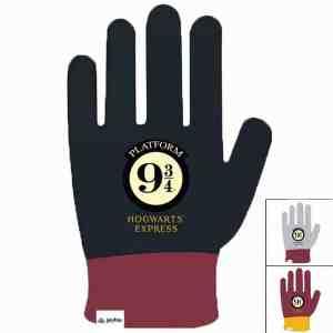 Paire de gants Harry Potter