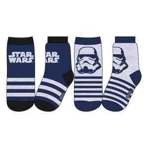 Lot de 2 paires de chaussettes Star Wars