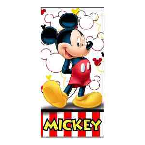 Drap de plage Mickey disney