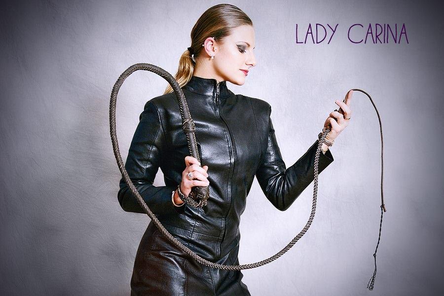 Lady Carina, Domina in Hamburg