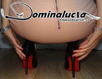 dominacion femenina dominalucia