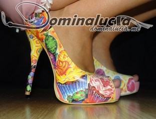 shoes heels zapatos dominalucia
