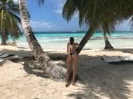 mi culo en el caribe