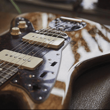 Demo – Elvis Costello Signature Jazzmaster