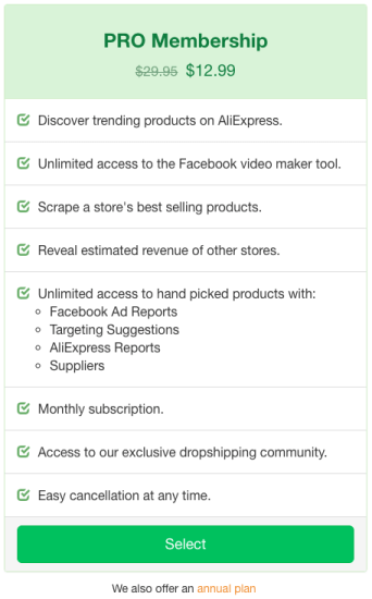 7 EASY   FREE Methods  2019  To Find Profitable Dropshipping ... 00c3a5a0d35