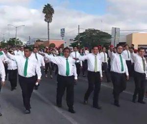 Desfile 16 De septiembre