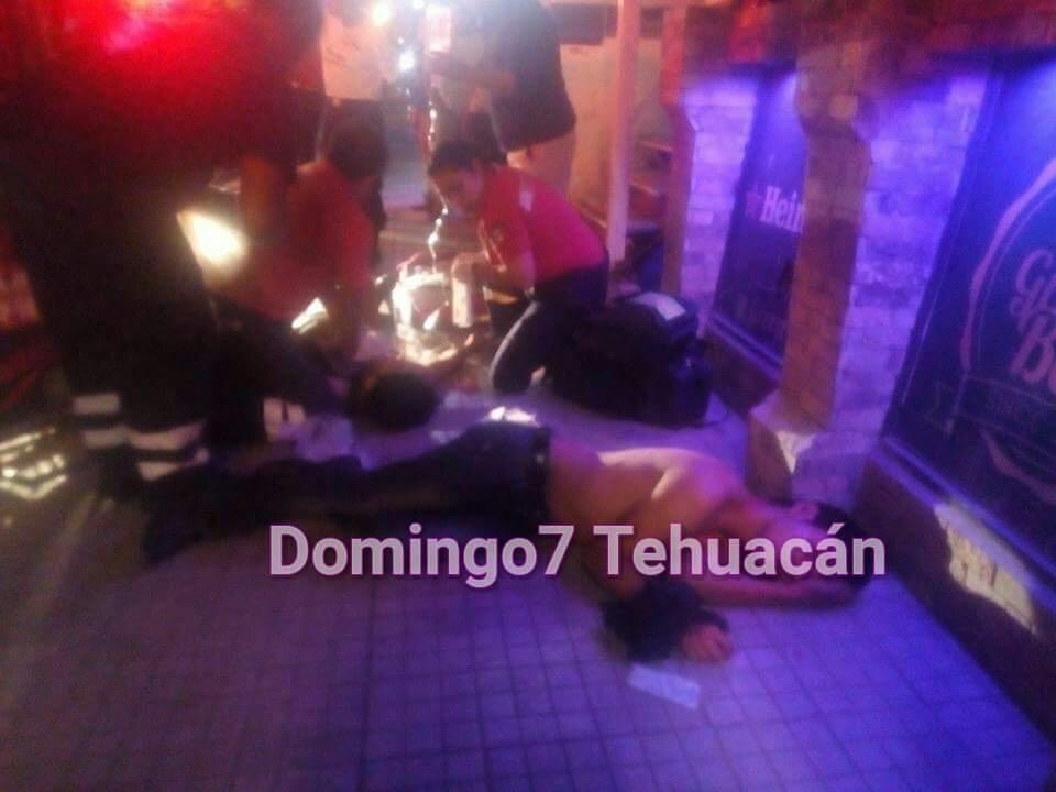 3 ASESINATOS EL SALDO DEL FIN DE SEMANA EN TEHUACÁN, DOS POR COMANDO ARMADO Y UNO EN UN BAR