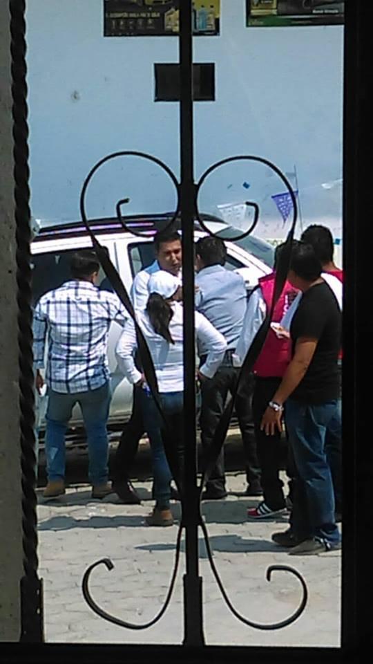 NO LOS AMENACES: NESTOR CAMARILLO CONDICIONA VOTOS A CAMBIO DE PROGRAMA FEDERAL PROSPERA