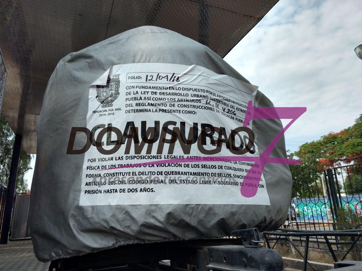 #LoQueFaltaba : JUEGOS DEL PARQUE JARDÍN GUADALUPE SON CLAUSURADOS POR AYUNTAMIENTO DE ERNESTINA
