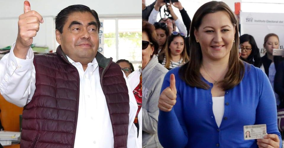 CASILLAS EN CEROS O CON HASTA 200% DE PARTICIPACIÓN, IRREGULARIDADES EN LA ELECCIÓN DE GOBERNADOR EN PUEBLA