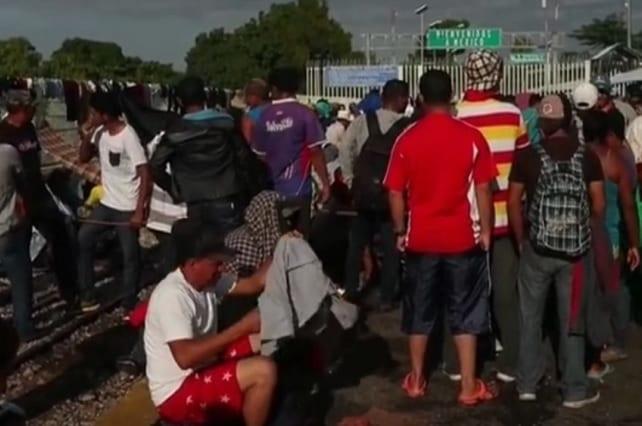 ASALTAN Y VIOLAN A DOS HONDUREÑAS MIGRANTES EN TABASCO