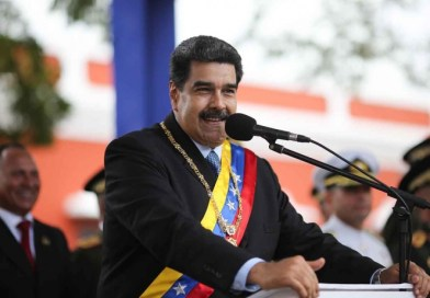 MADURO ESTABLECE PLAN DE DESPLIEGUE EN FRONTERA CON COLOMBIA