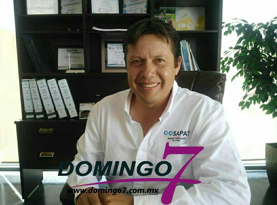 OOSAPAT INVERTIRÁ 14 MDP PARA FÁBRICAS DE AGUA EN EL MUNICIPIO