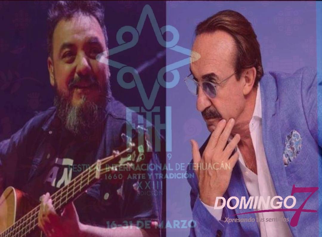 MOLOTOV Y RAÚL DI BLASIO EN FESTIVAL INTERNACIONAL DE TEHUACÁN (FITH)ARTE Y TRADICIÓN