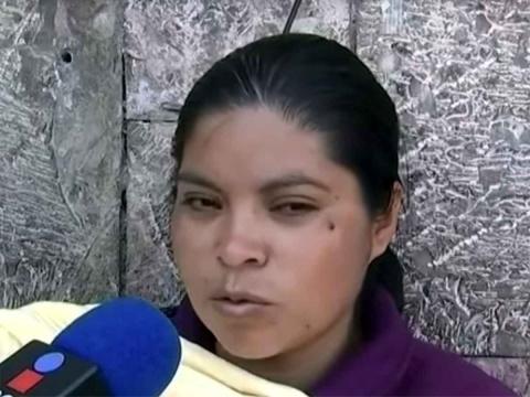 MUJER RECUPERÓ A SU BEBE TRAS SER ROBADA, PERO PERDIÓ A SU HERMANA