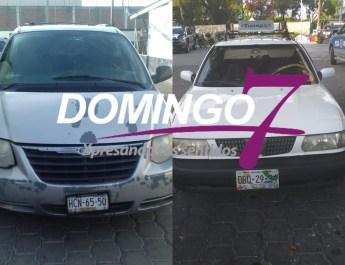 12 INDOCUMENTADOS Y 3 POLLEROS SON ASEGURADOS EN LA COL. STO. DOMINGO DE TEHUACÁN