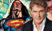DAVID HASSELHOFF SERÁ LA VOZ DE SUPERMAN
