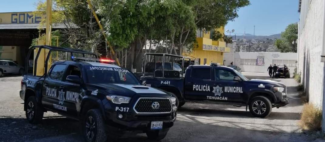 MUERE HOMBRE EN EL INTERIOR DE CASA DE MATERIALES AL SER ATROPELLADO
