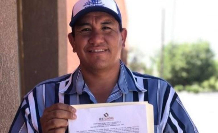 CANDIDATO NO REGISTRADO GANA LAS ELECCIONES EN EL MUNICIPIO DE SONORA