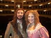 Domingo Ferranids & Sondra Radvanovsky.Teatro alla Scala. Milán