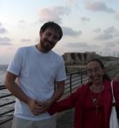 Domingo Ferrandis & Yehudit Arnon. Del KCDC (Kibbutz contemporary dance company. Israel