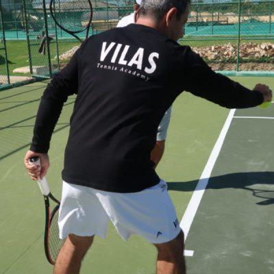 Tennis clinic in Punta Cana