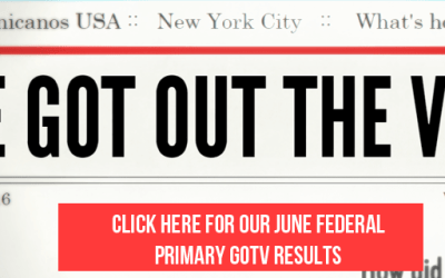 Dominicanos USA Made History in the June Primary in New York