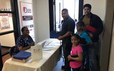 Citizenship Assistance Workshop