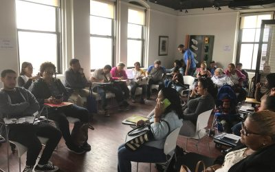 DUSA Helps Residents Complete Their Citizenship Application