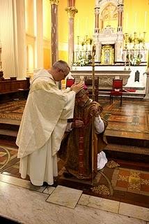 blessing bishop