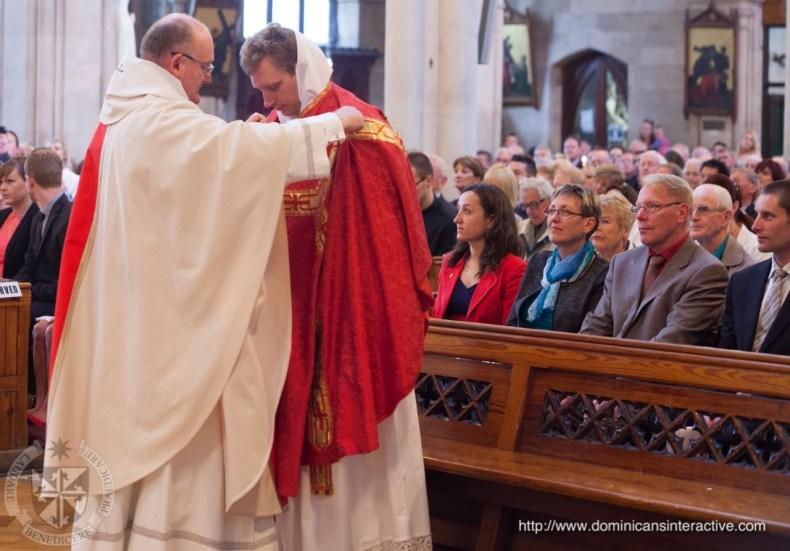 Vesting of Fr. Luuk