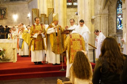 Bro Philip Mulryne OP's diaconate ordination