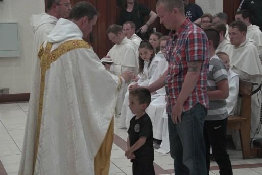 First Mass Fr. Philip Mulryne OP - 122