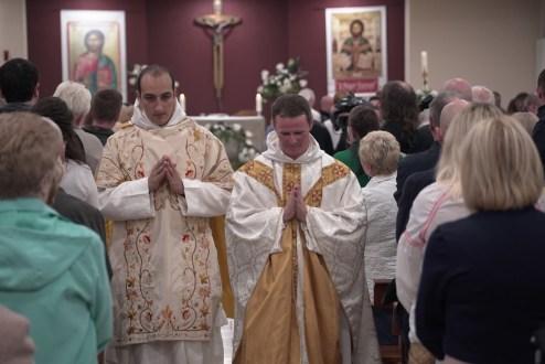 First Mass Fr. Philip Mulryne OP - 159