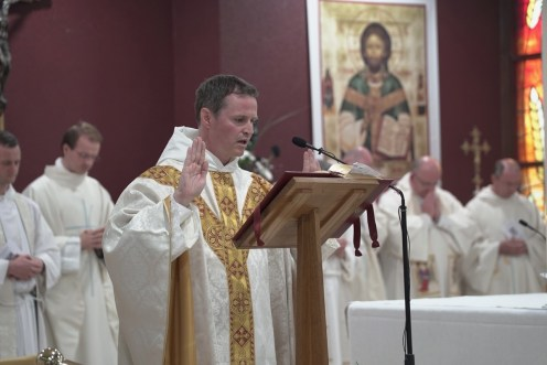 First Mass Fr. Philip Mulryne OP - 36