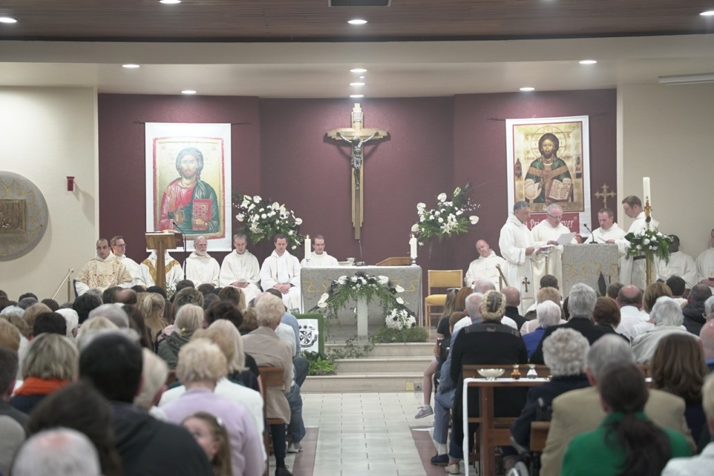 First Mass Fr. Philip Mulryne OP - 42