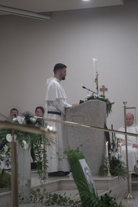 First Mass Fr. Philip Mulryne OP - 43