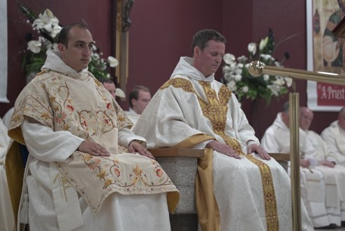 First Mass Fr. Philip Mulryne OP - 44