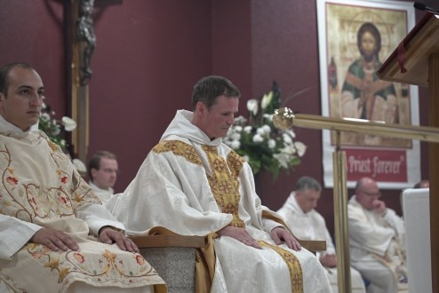 First Mass Fr. Philip Mulryne OP - 61