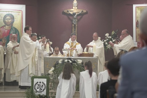 First Mass Fr. Philip Mulryne OP - 89