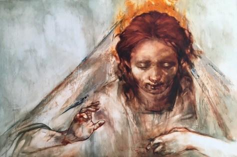 Annunciation - Mary