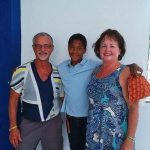 Child Sponsored through Domincan Vision Inc.