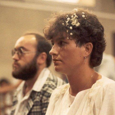 Huwelijk 23 augustus 1986