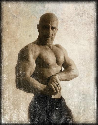 Form von Stefan Morawietz, Fitness, Bodybuilding, Trainer