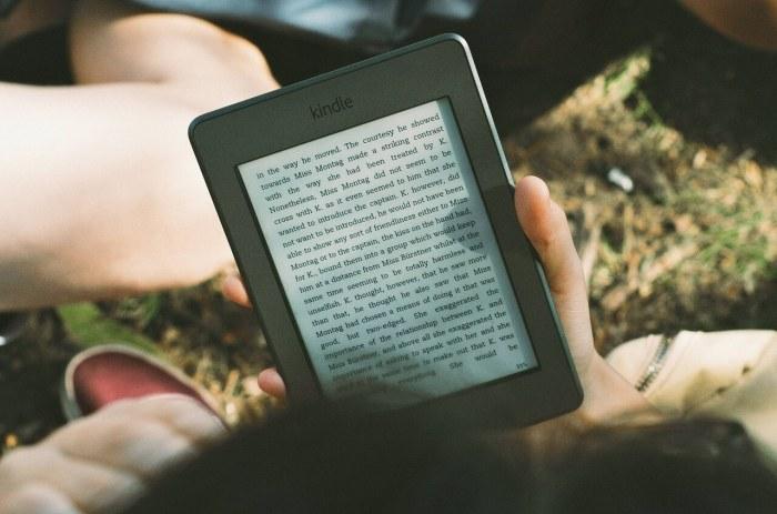 Kindle, Amazon