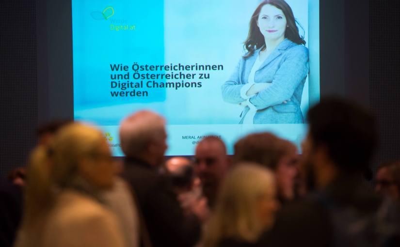 """""""Das neue Arbeiten im Netz"""" von WerdeDigital.at"""