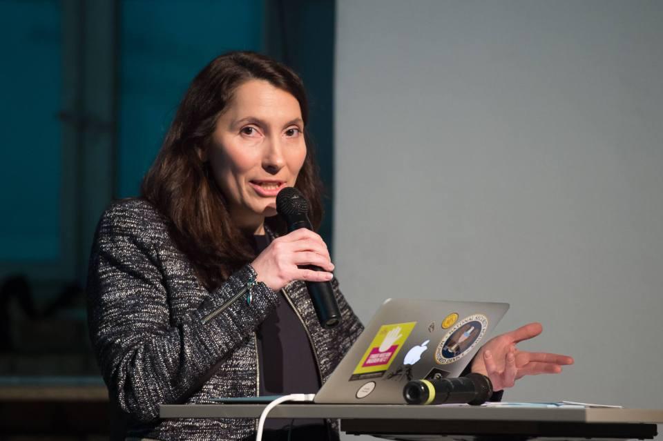 Abbildung 1: Meral Akin-Hecke, Österreichs Digital Champion