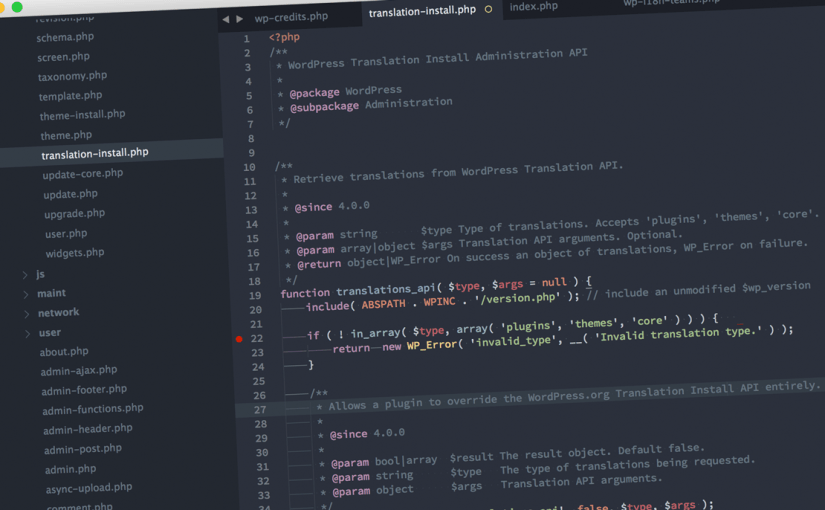 My Sublime Text 3 Packages - Dominik Schilling