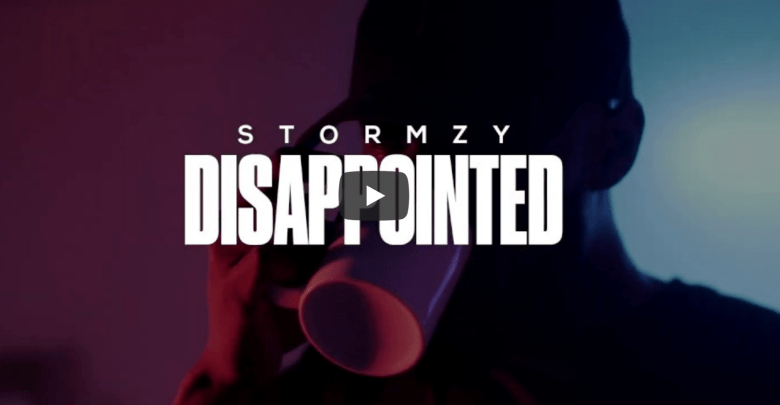 Stormzy Disappointed